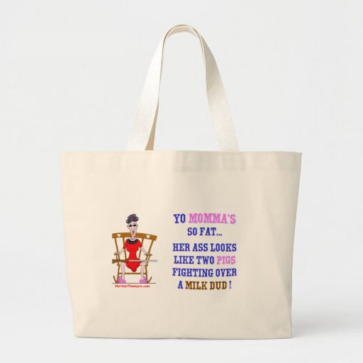 Yo Momma # 03 Bags