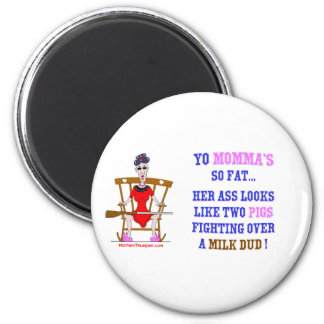 Yo Momma # 03 Magnet