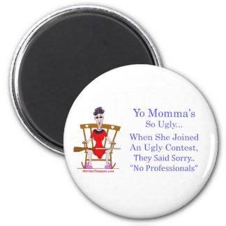 Yo Momma # 04 Fridge Magnets