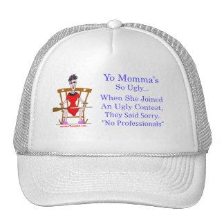 Yo Momma # 04 Trucker Hat