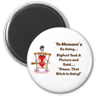 Yo Momma # 06 Fridge Magnet