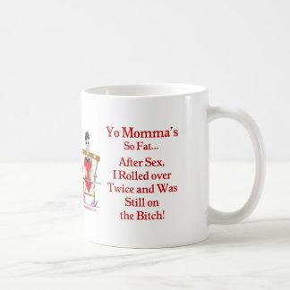 Yo Momma #07 Coffee Mug