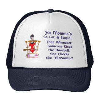 Yo Momma # 08 Trucker Hat