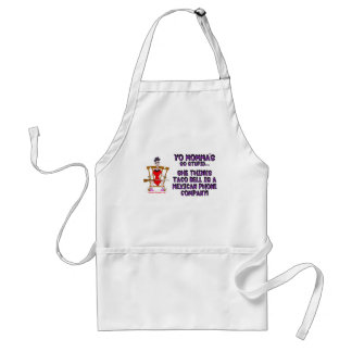 Yo Momma # 10 Adult Apron