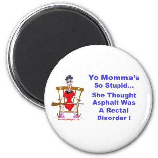 Yo Momma 10 Magnets