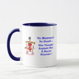 Yo Momma 10 Mug