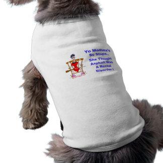 Yo Momma 10 Camisas De Mascota