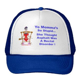 Yo Momma 10 Trucker Hat