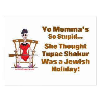 Yo Momma # 11 Post Card