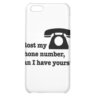 ¿Yo perdí mi número de teléfono, puedo tener el su