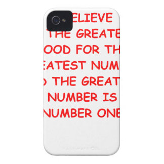 yo primero Case-Mate iPhone 4 carcasa