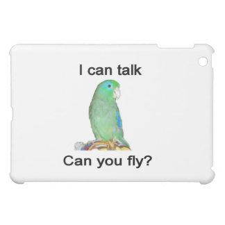 ¿Yo puede hablar, puede usted volar?
