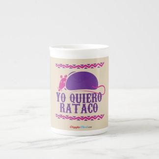 Yo Quiero Rataco Tea Cup