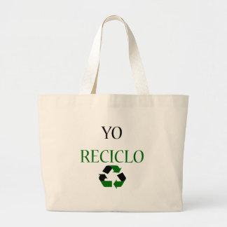 Yo Reciclo Bolsas De Mano