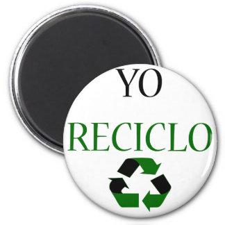 Yo Reciclo Magnet
