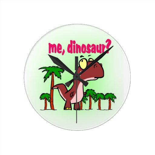 Yo reloj del dinosaurio