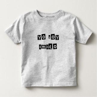 Yo Soy Amado Toddler T-shirt