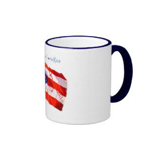 Yo Soy Boriqua Ringer Coffee Mug
