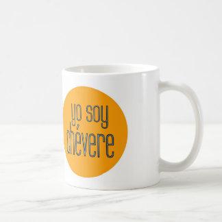 yo soy chévere classic white coffee mug
