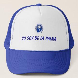 Yo soy de la Palma Trucker Hat