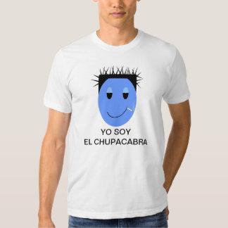 Yo soy el Chupacabra T Shirt