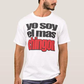 Yo soy el mas Chingon T-Shirt