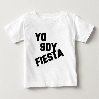Yo Soy Fiesta Baby T-Shirt