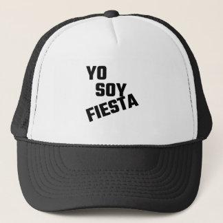Yo Soy Fiesta Trucker Hat