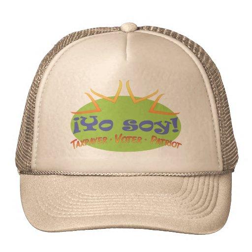 Yo Soy! (Green) Cap Hat