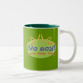 Yo Soy! (Green) Mug
