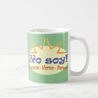 Yo Soy! (I am!) Mug