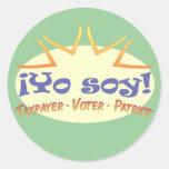 Yo soy! (I am!) Stickers