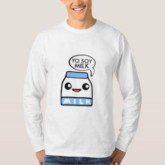 Yo Soy Milk T Shirt