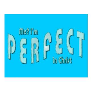 ¿Yo? Soy perfecto… en Cristo - 10:14 de los Postales
