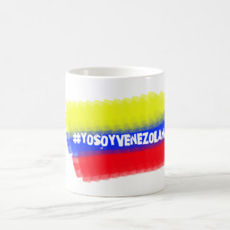 Yo Soy Venezolana Mug