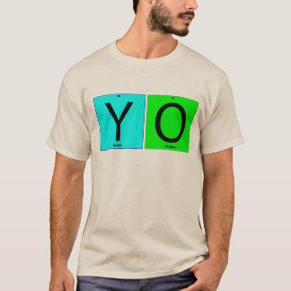 YO squares T-Shirt
