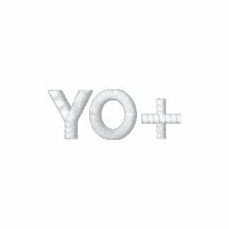 YO+ sudadera con capucha