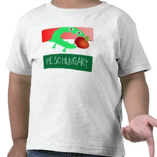 yo tan Hungría Camisetas