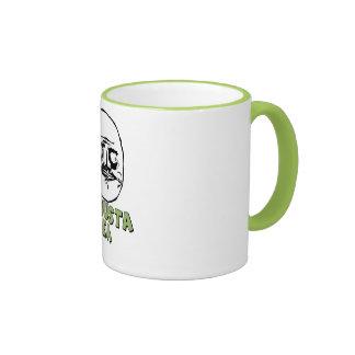 Yo taza del té de Gusta