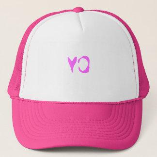 YO TRUCKER HAT