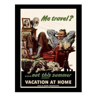 Yo viaje no estas vacaciones de verano en casa postal