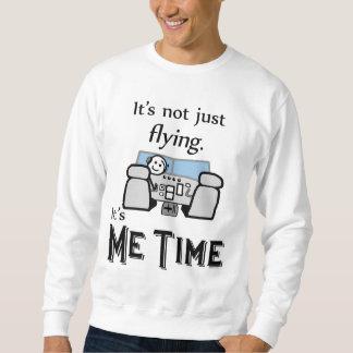 Yo vuelo del tiempo suéter