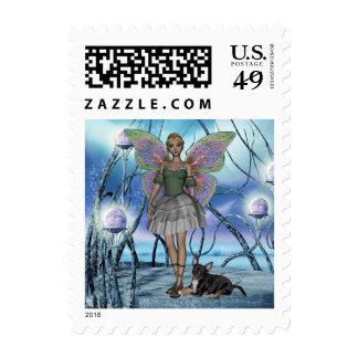 YO y faerie verde 5sm2 Franqueo