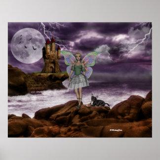YO y los faeries 03A Póster
