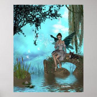 YO y los faeries 18 Poster