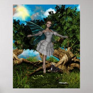 YO y los faeries 3 Póster