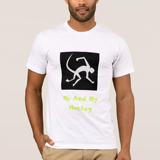 Yo y mi mono playera