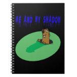 Yo y mi sombra cuaderno