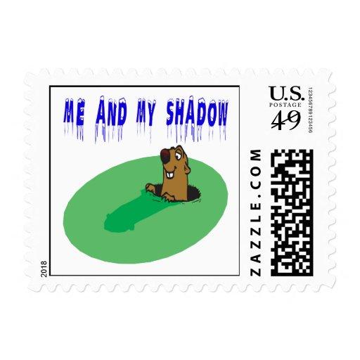 Yo y mi sombra franqueo
