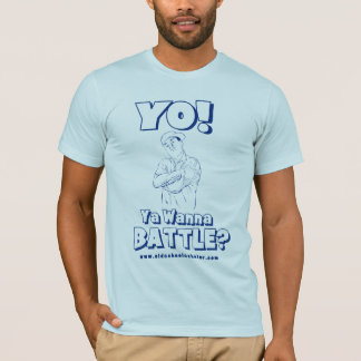 Yo! Ya Wanna Battle? Tee